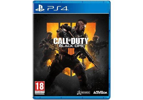 Activision Call of Duty: Black Ops 4 - Playstation 4