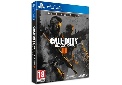 Call of Duty: Black Ops 4 - Pro Edition - Playstation 4