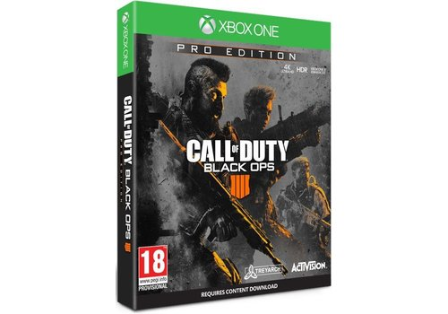Call of Duty: Black Ops 4 - Pro Edition - Xbox One