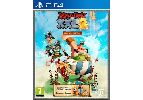 Asterix & Obelix: XXL 2 Limited Edition - Playstation 4