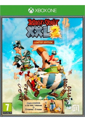 Asterix & Obelix: XXL 2 Limited Edition - Xbox One