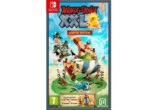 Asterix & Obelix: XXL 2 Limited Edition - Nintendo Switch