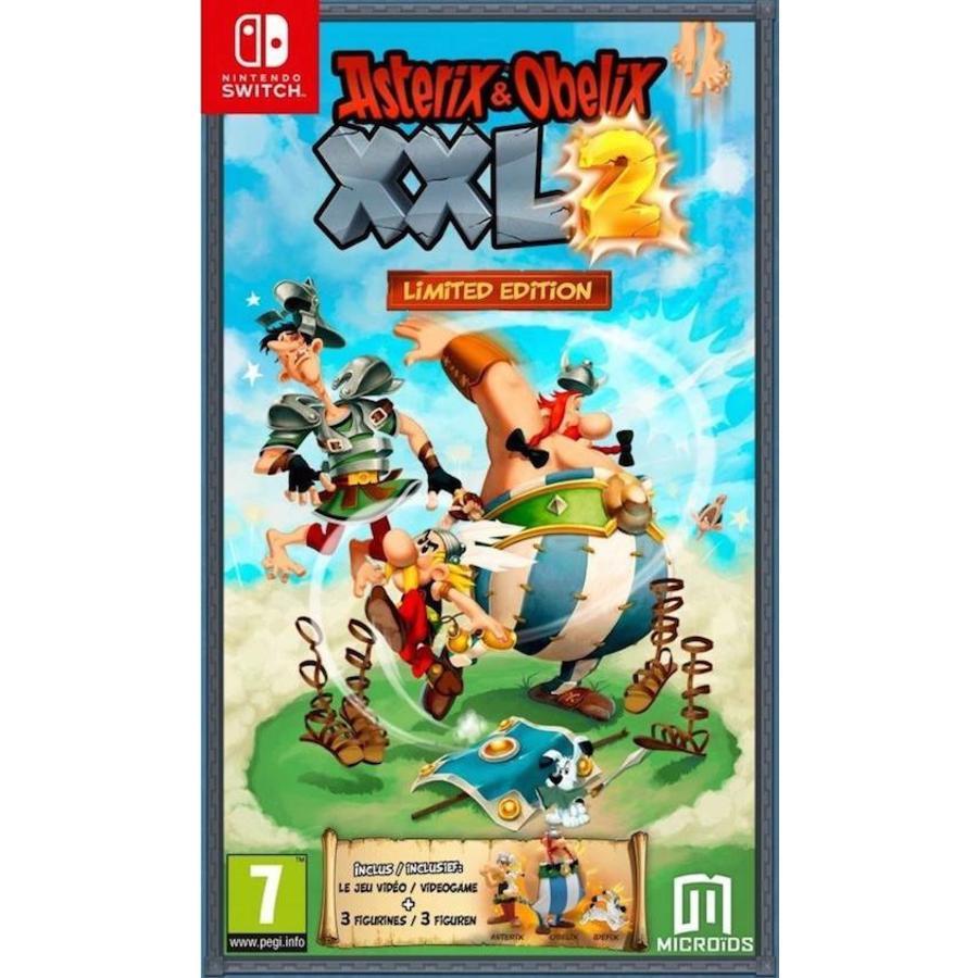 Asterix & Obelix: XXL 2 Limited Edition - Nintendo Switch