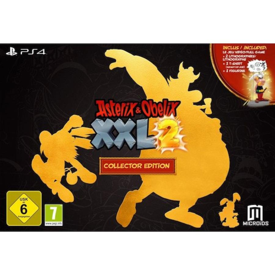 Asterix & Obelix: XXL 2 Collector's Edition - Playstation 4