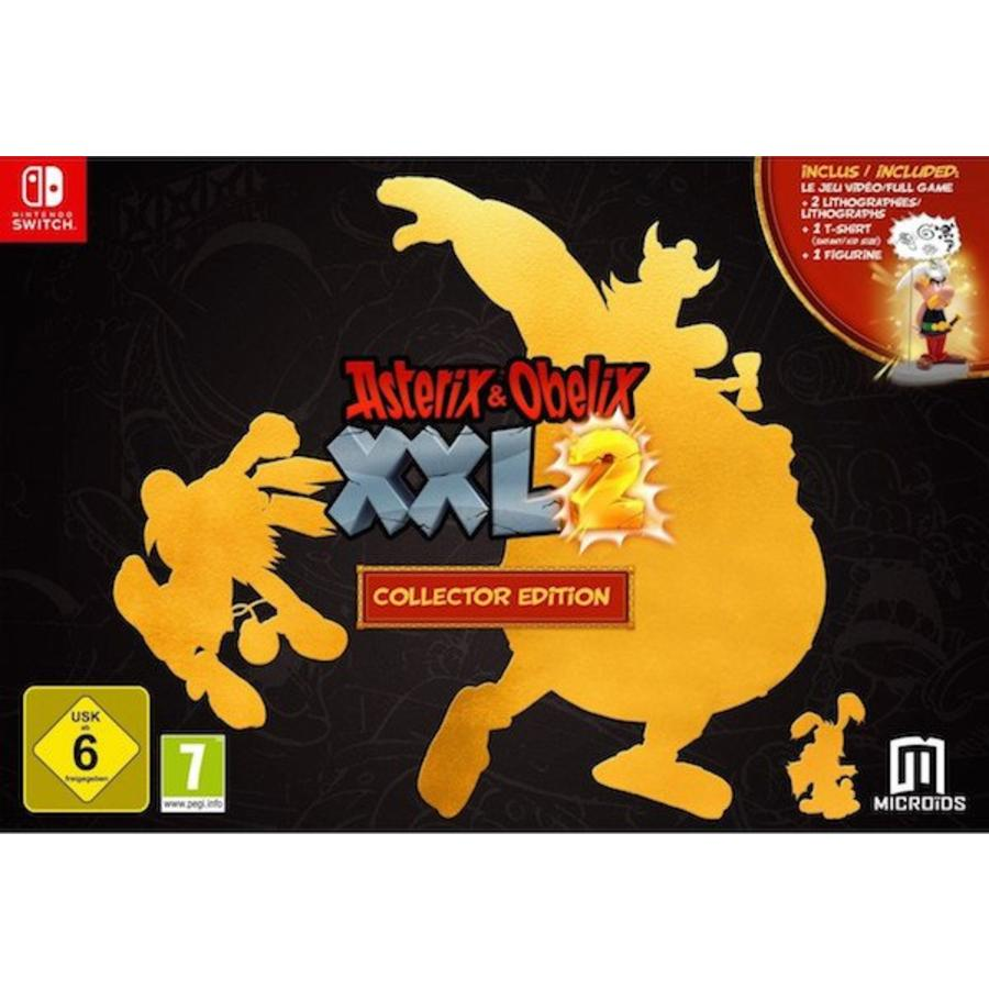 Asterix & Obelix: XXL 2 Collector's Edition - Nintendo Switch