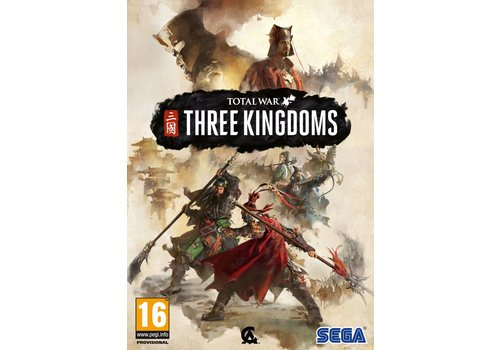 Total War Three Kingdoms - PC