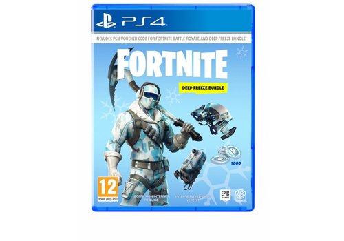 Fortnite Deep Freeze Bundle - Playstation 4 (Code in Box)