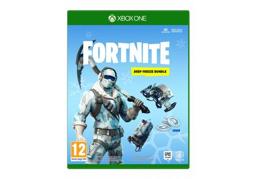 Fortnite Deep Freeze Bundle - Xbox One