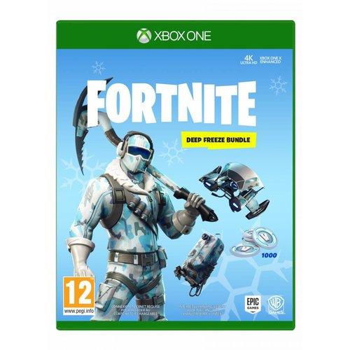 Fortnite Deep Freeze Bundle - Xbox One (Code in Box)