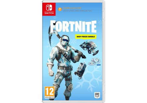 Fortnite Deep Freeze Bundle - Nintendo Switch
