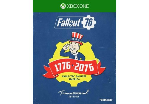 Fallout 76 Tricentennial Edition + BETA - Xbox One