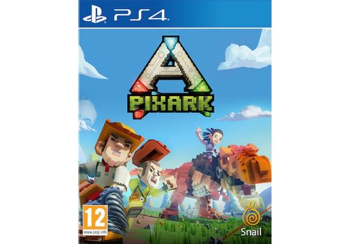 PixARK - Playstation 4