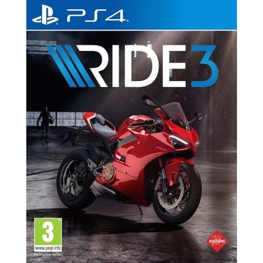 Ride 3 - Playstation 4