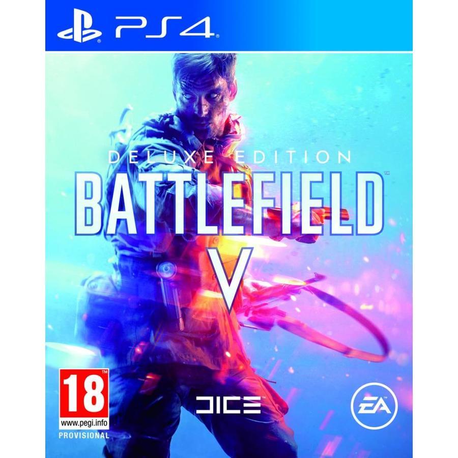 Battlefield V: Deluxe Edition - Playstation 4