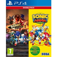 Sonic Double Pack - Playstation 4