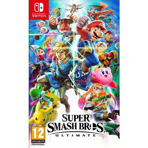 Super Smash Bros: Ultimate - Nintendo Switch