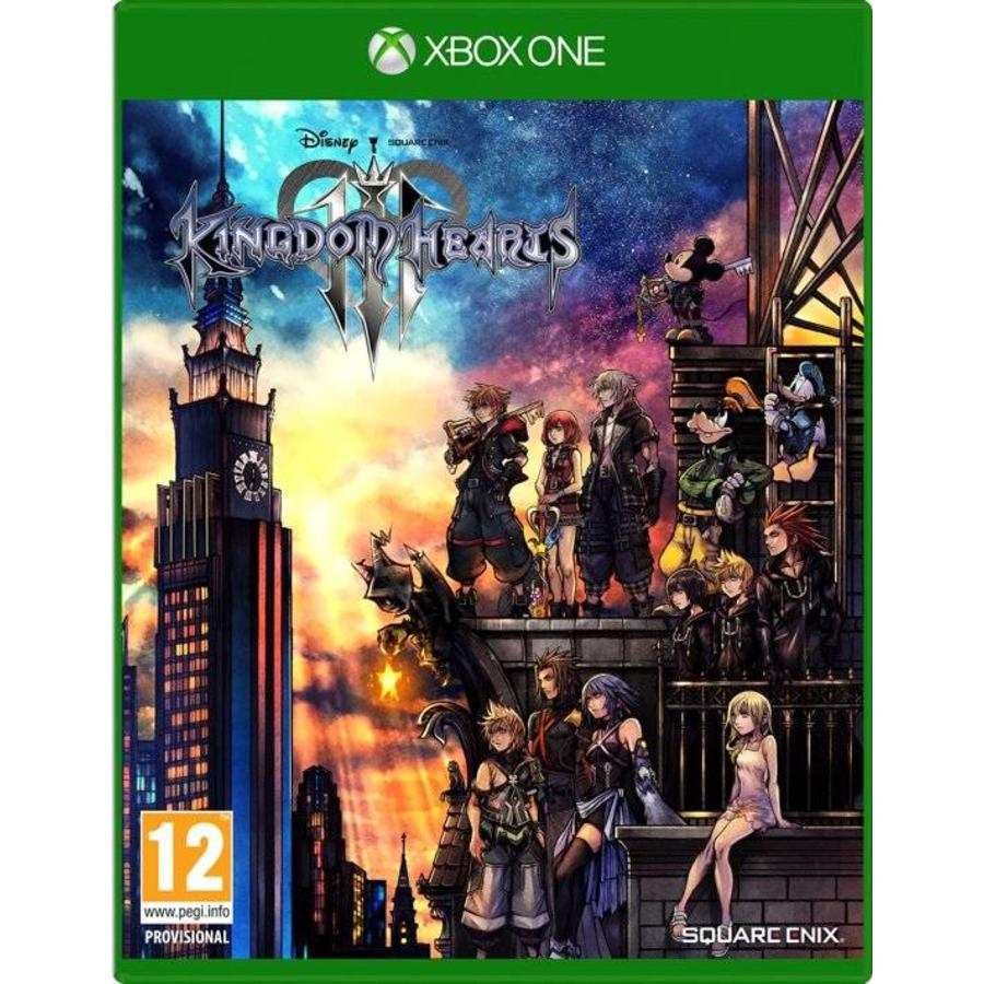 Kingdom Hearts III - Xbox One
