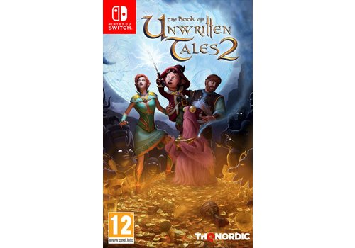 The Book of Unwritten Tales 2- Nintendo Switch
