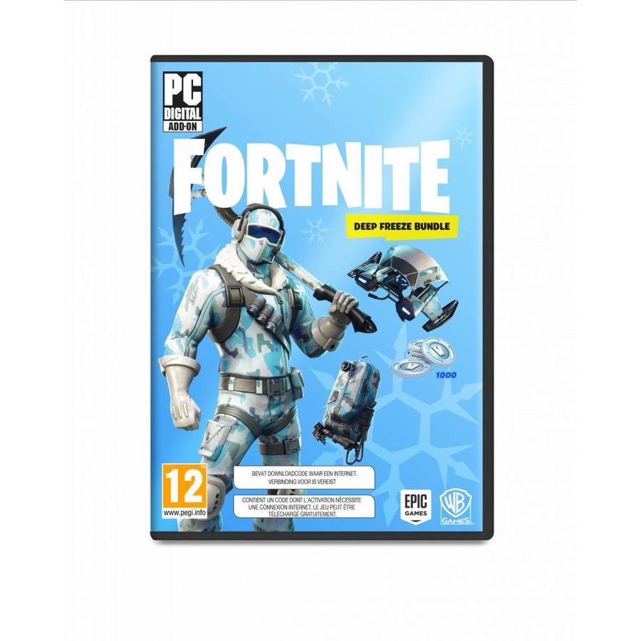 Fortnite Deep Freeze Bundle - PC