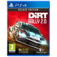 DiRT Rally 2.0 Deluxe Edition - Playstation 4