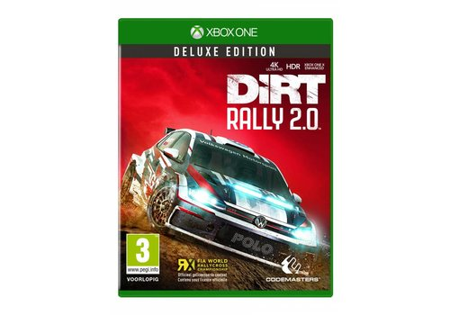 DiRT Rally 2.0 Deluxe Edition - Xbox One
