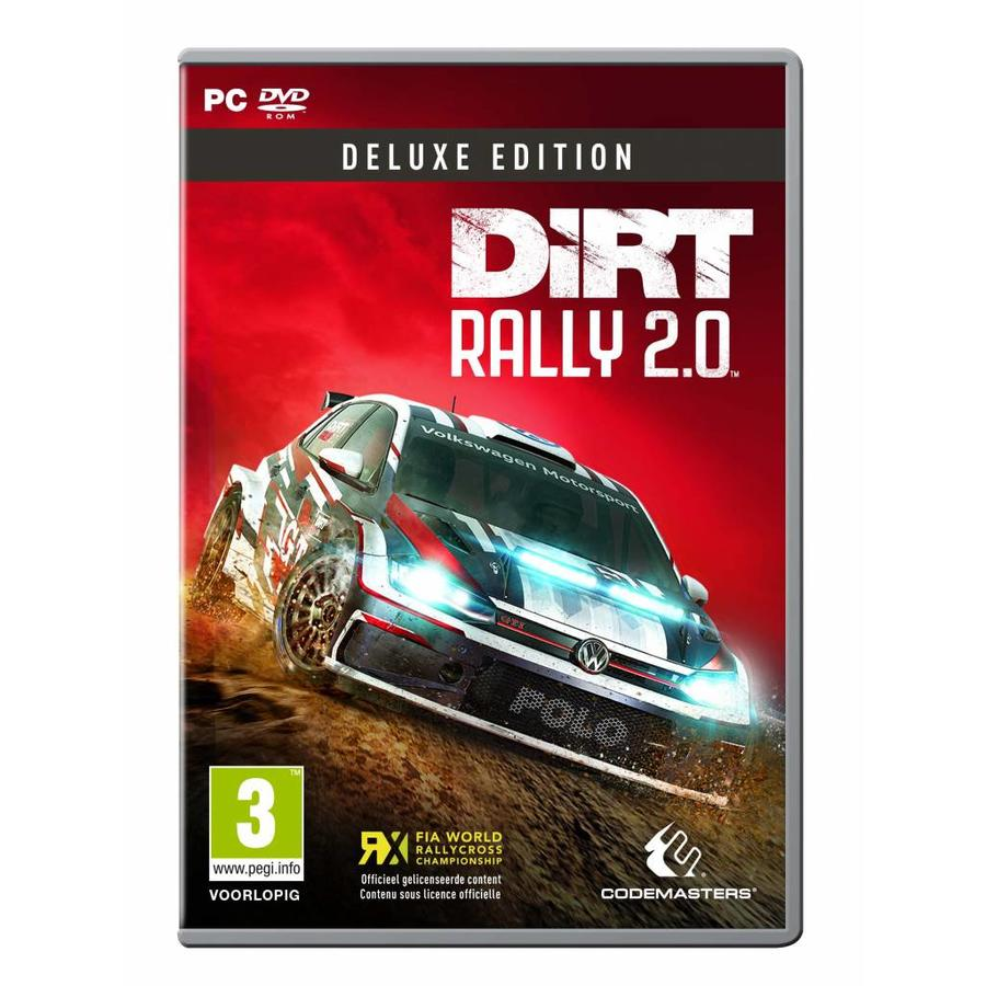 DiRT Rally 2.0 Deluxe Edition - PC