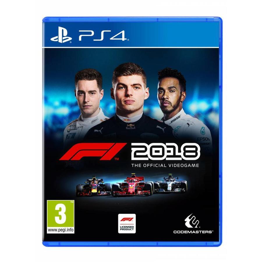 F1 2018 - Playstation 4