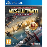 Aces of the Luftwaffe - Squadron Edition - Playstation 4