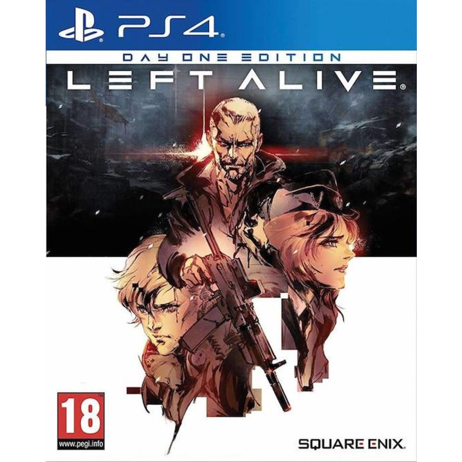 Left Alive: Day One Edition - Playstation 4