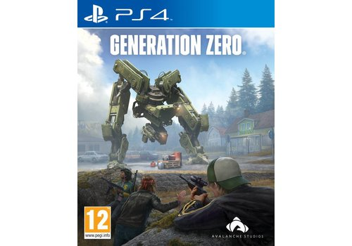 Generation Zero - Playstation 4