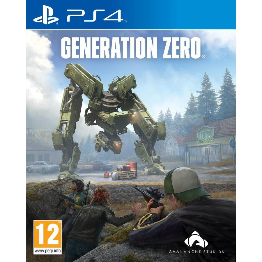 Generation Zero - Playstation 4