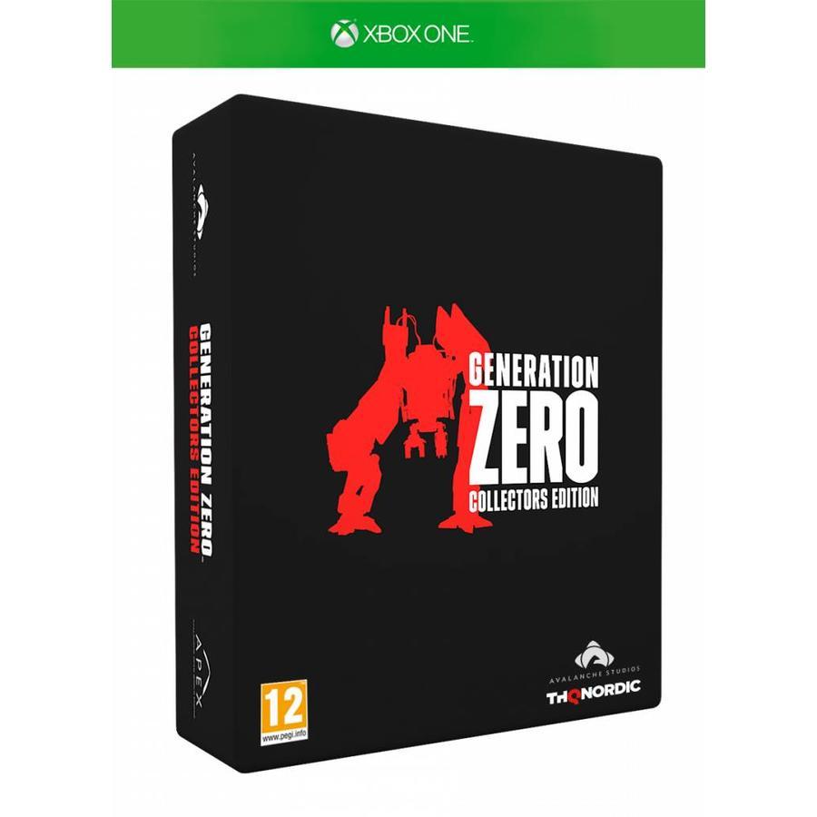 Generation Zero Collector's Edition - Xbox One