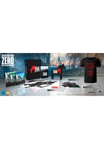 Generation Zero Collector's Edition - Playstation 4