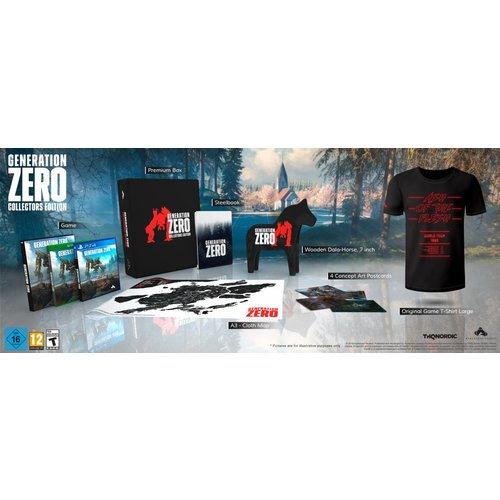 Generation Zero Collector's Edition - PC