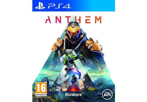 Anthem + Pre-order bonus  - Playstation 4