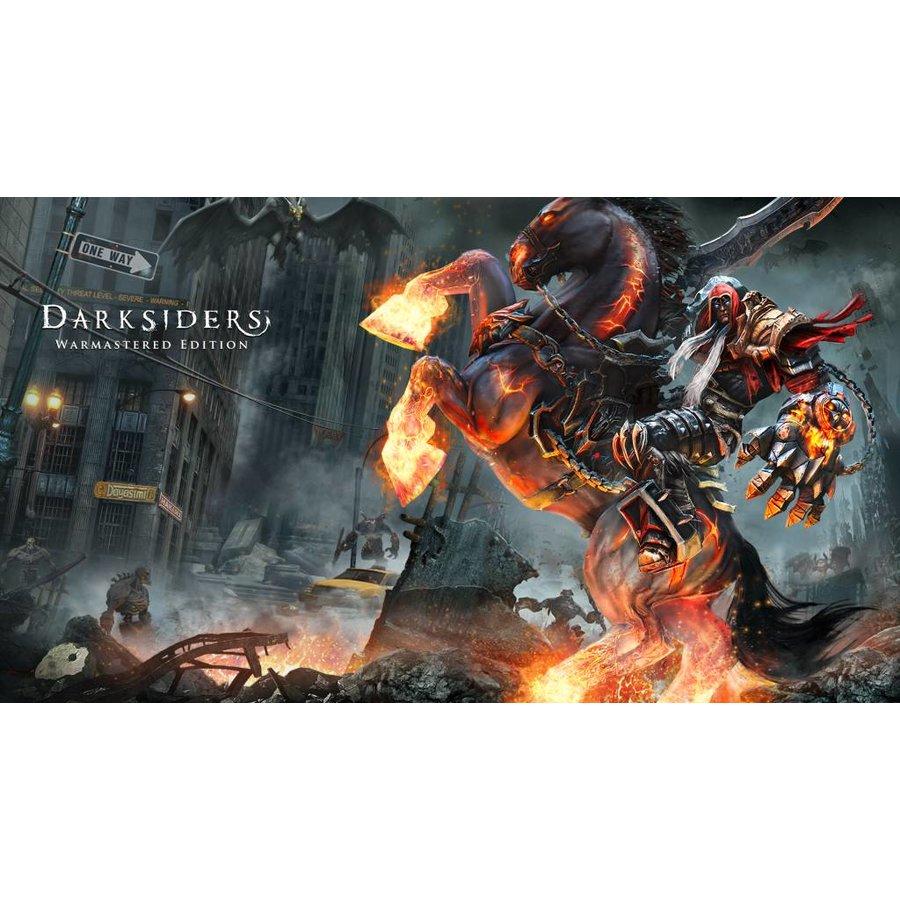 Darksiders Warmastered Edition - Nintendo Switch