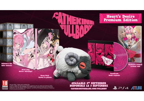 Catherine Full Body Premium Edition - Playstation 4