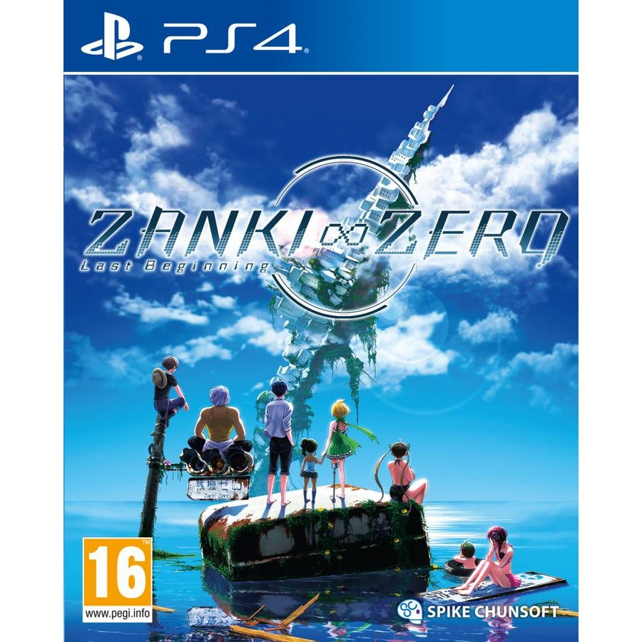 Zanki Zero - The Last Beginning - Playstation 4