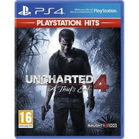Uncharted 4: A Thief's End - PlayStation 4 Hits