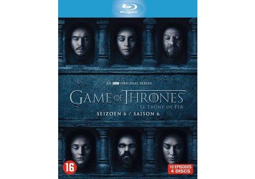 Game of Thrones Seizoen 6 - Blu-ray