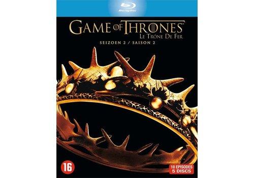 Game of Thrones Seizoen 2 - Blu-ray