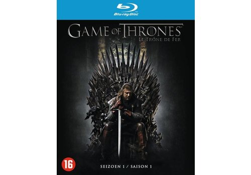 Game of Thrones Seizoen 1 - Blu-ray
