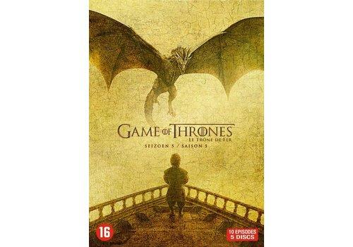 Game of Thrones Seizoen 5 - DVD