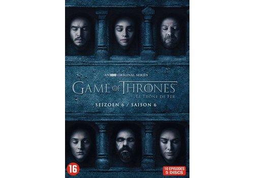 Game of Thrones Seizoen 6 - DVD
