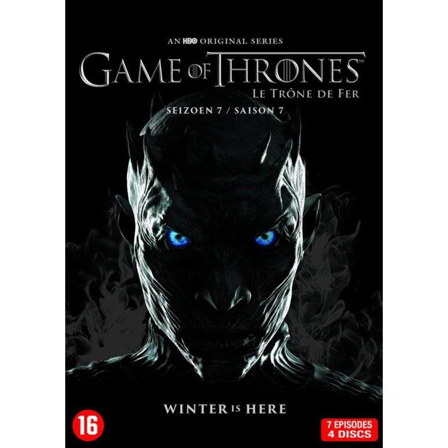 Game of Thrones Seizoen 7 - DVD