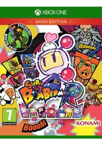 Super Bomberman R: Shiny Edition - Xbox One
