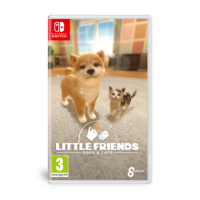 Little Friends - Dogs and Cats - Nintendo Switch