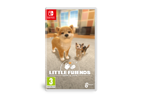 Little Friends - Dogs & Cats - Nintendo Switch