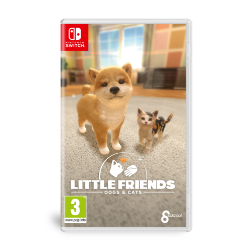 Little Friends - Dogs & Cats - Nintendo Switch