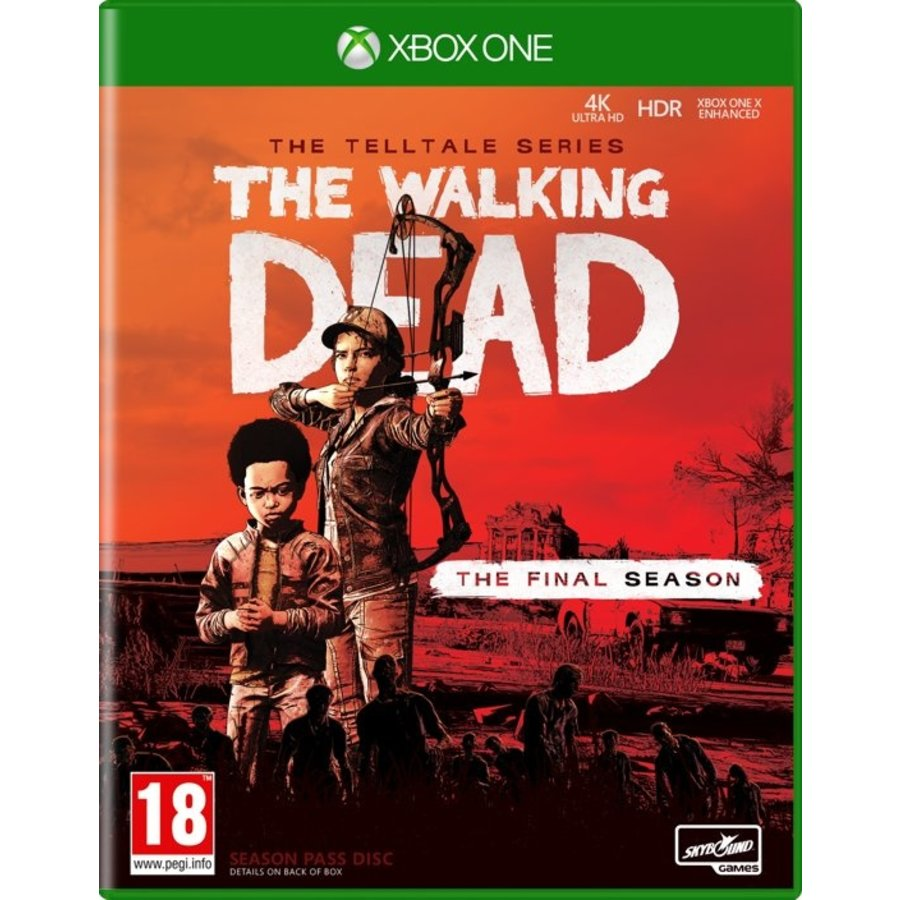 The Walking Dead: The Final Season - Xbox One